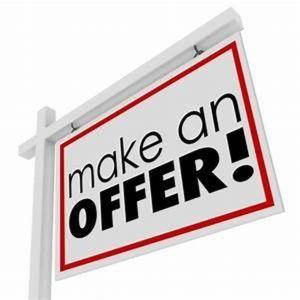 Make an Offer !!!!